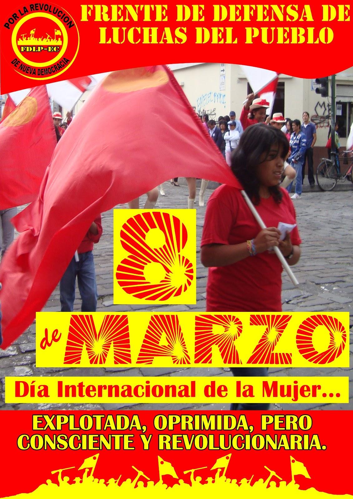 FRENTE DE DEFENSA DE LUCHAS DEL PUEBLO 8 DE MARZOmujer 2013.jpg