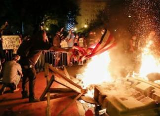 Alzamiento popular en EE.UU.